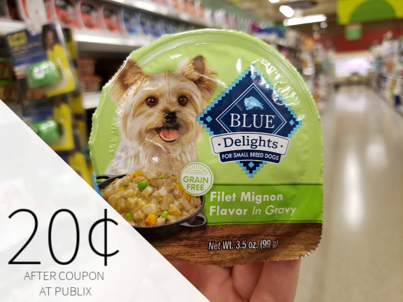 Blue Buffalo Divine Delights Dog Food on I Heart Publix