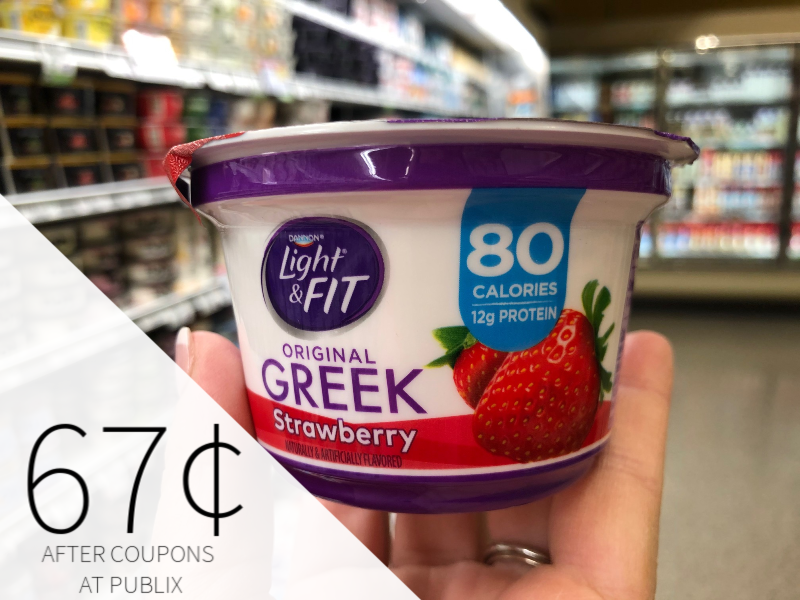 Dannon Yogurt Just 67¢ Per Cup At Publix on I Heart Publix