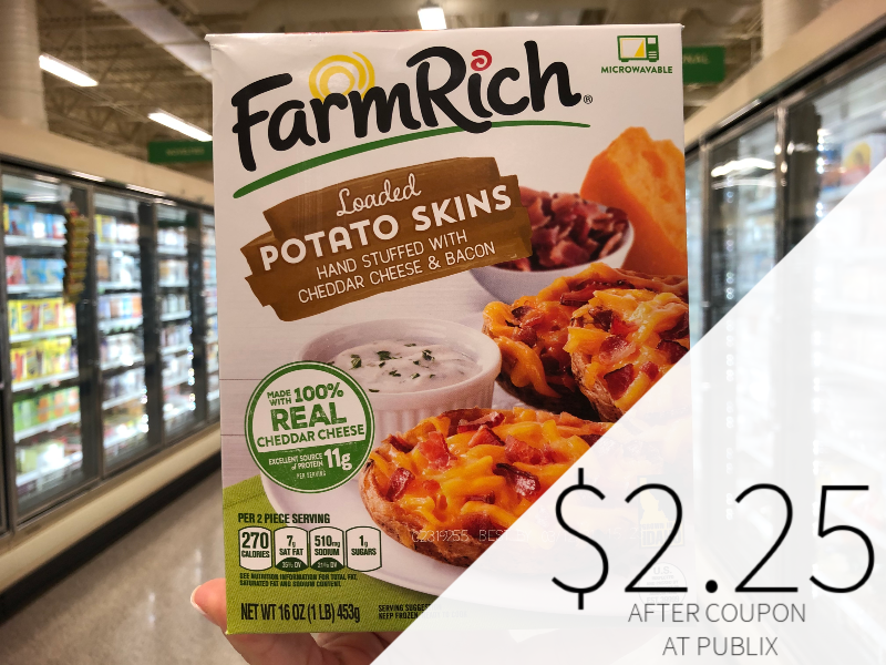 Farm Rich Appetizers Just $2.25 At Publix on I Heart Publix 1