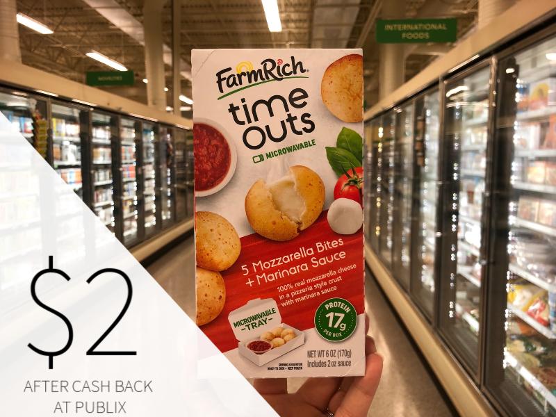 Farm Rich Time Outs Just $2 At Publix on I Heart Publix 1