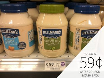 Fantastic Deal On Hellmann's Mayonnaise At Publix - Save Now! on I Heart Publix