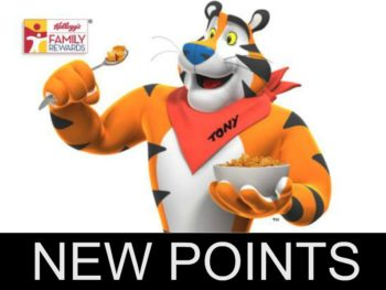 New Kellogg's Family Rewards Code - Add 100 Points To Your Account on I Heart Publix 5