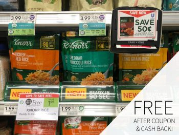 Grab FREE/Cheap Knorr Products & Try My 5 Minute Mediterranean Rice Salad on I Heart Publix