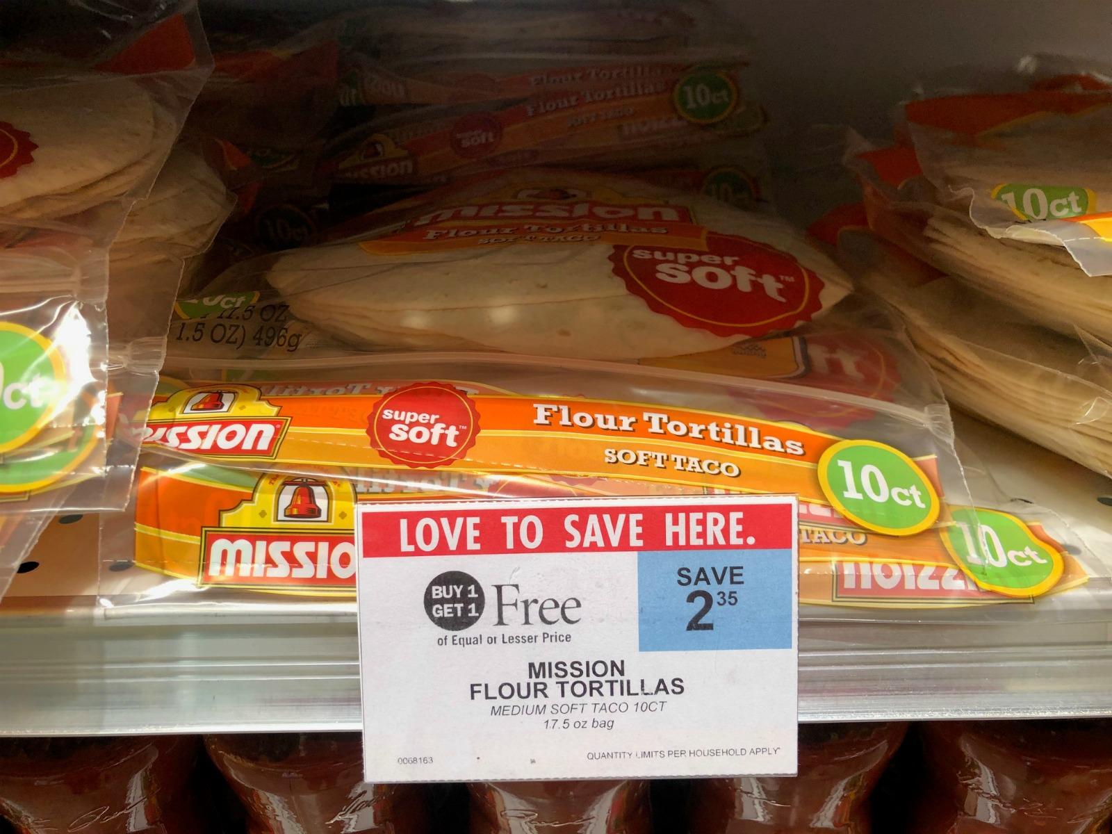 New A1A Marathon Coupons - Super Deal On Mission Tortillas This Week At Publix on I Heart Publix 1