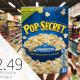 New Pop Secret Popcorn Coupon - Only $2.49 At Publix on I Heart Publix