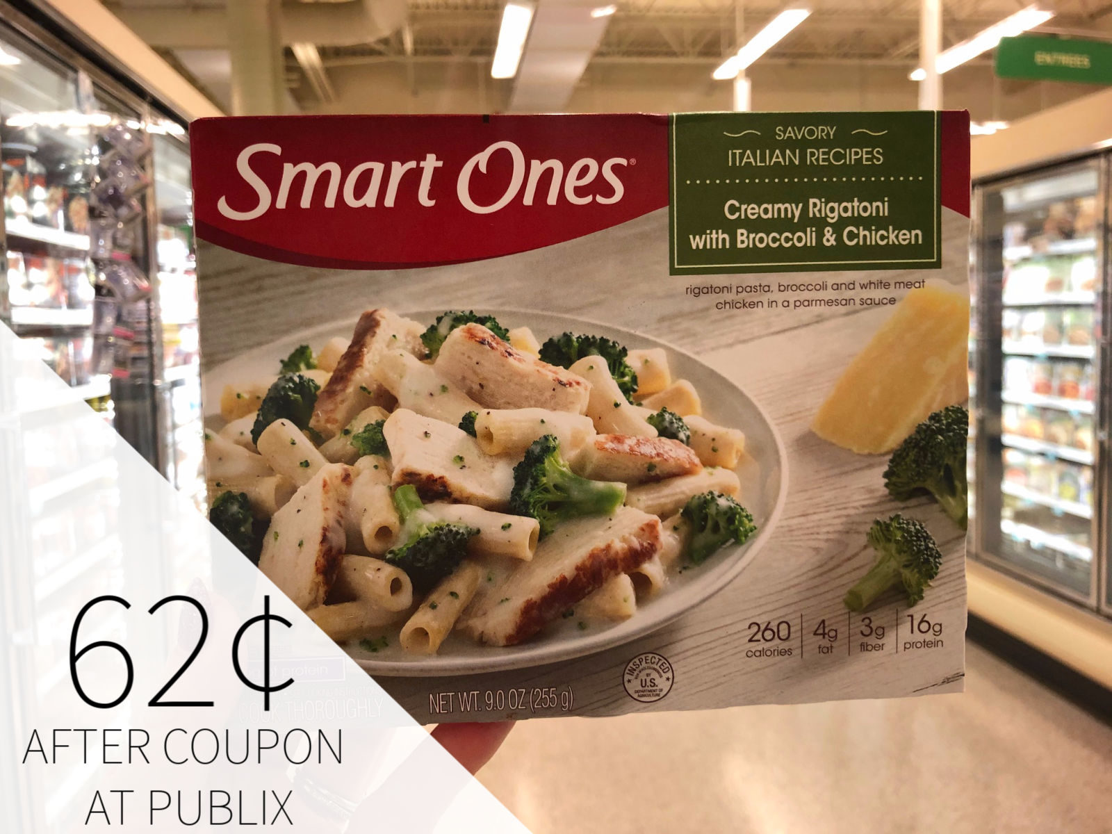Smart Ones Entrees As Low As 62¢ At Publix on I Heart Publix