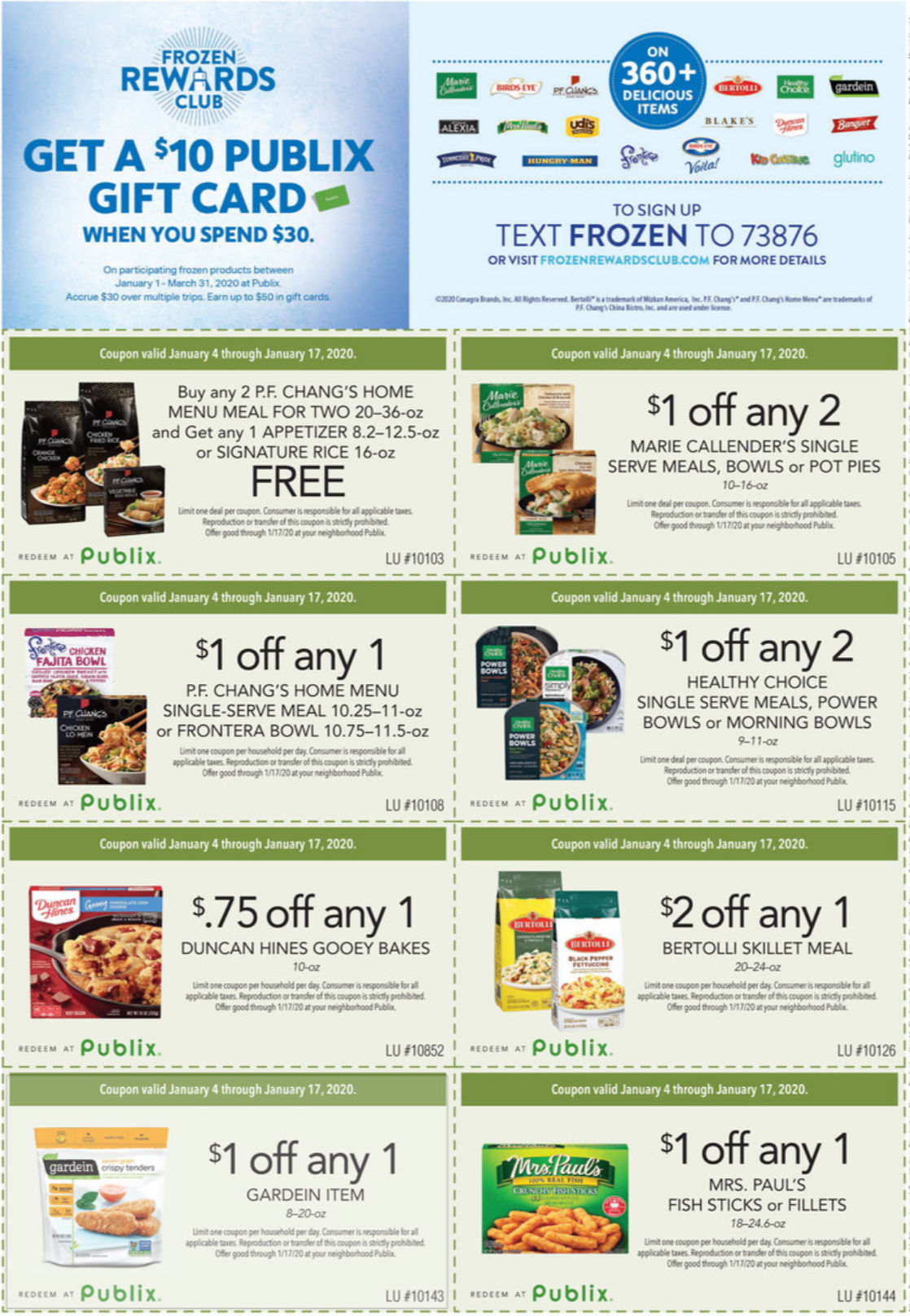 It's Time To Earn - Get A $10 Publix Gift Card When You Spend $30 on I Heart Publix