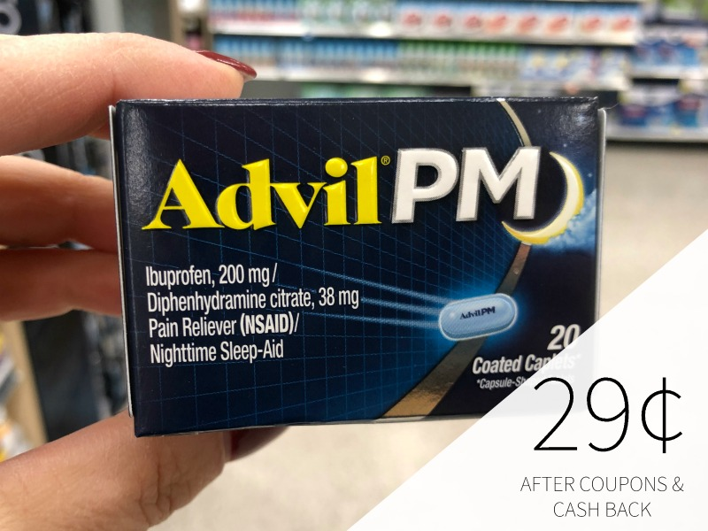 FREE Advil PM At Publix With Ibotta on I Heart Publix