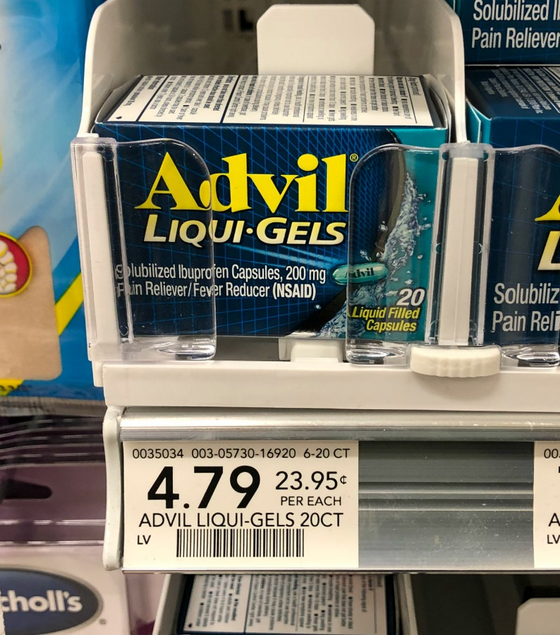 Advil Pain Reliever As Low As 49¢ At Publix on I Heart Publix 1