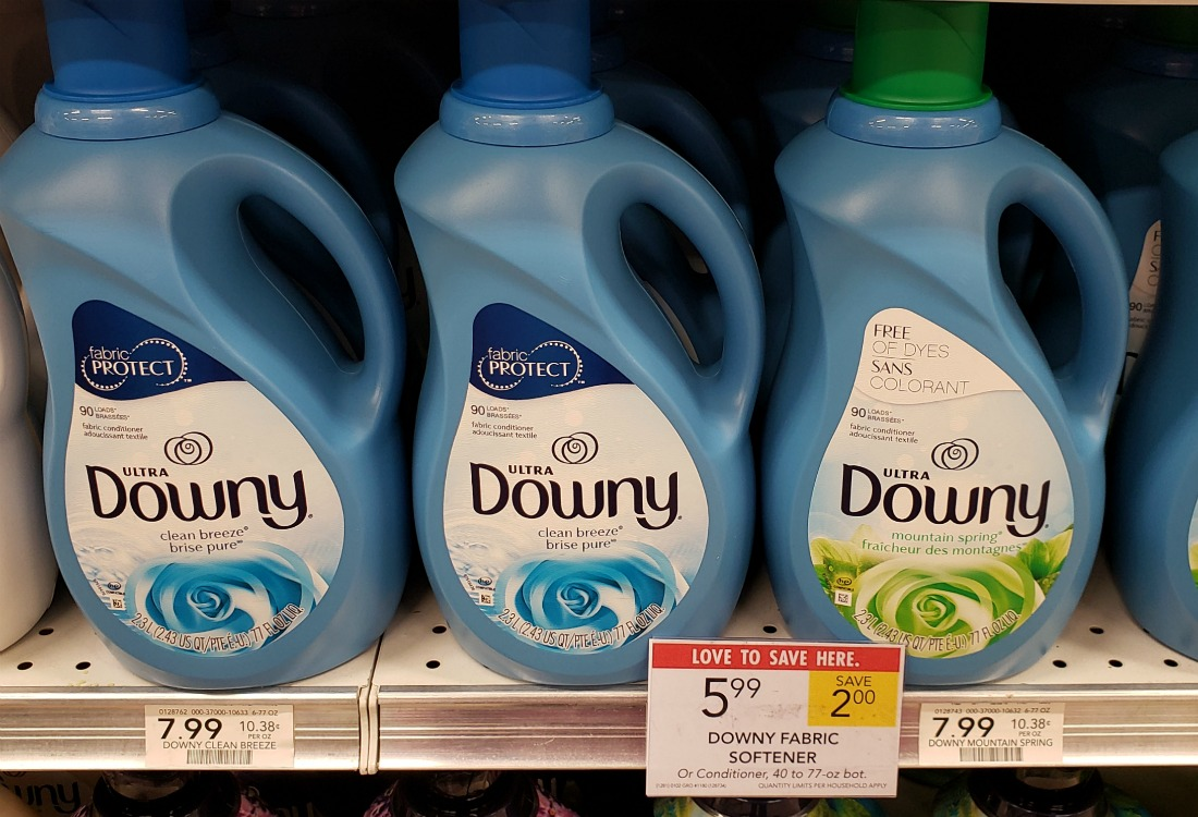 Big Bottles Of Downy Fabric Softener Only $3.99 At Publix - Half Price on I Heart Publix 1