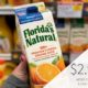 Florida's Natural 100% Orange Juice Just $2 At Publix on I Heart Publix 1