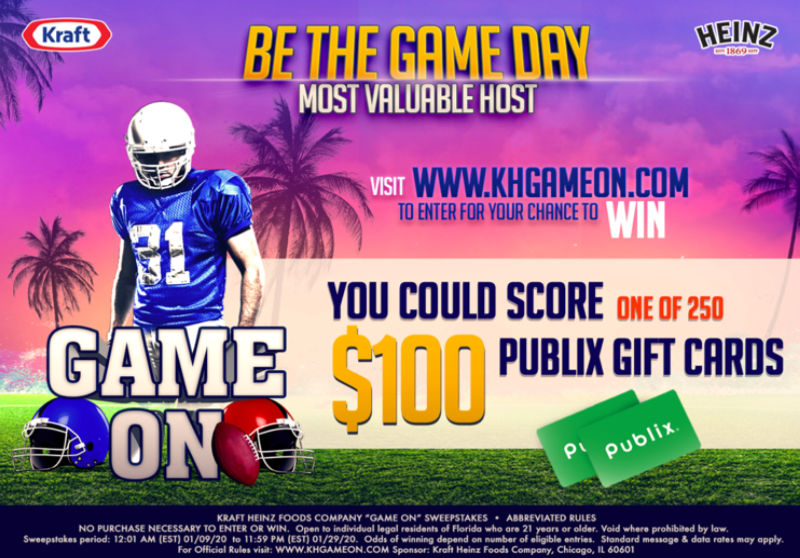 Florida Folks - Enter To Win One Of 250 $100 Publix Gift Cards! on I Heart Publix