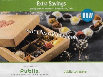 "Publix Grocery Advantage Buy Flyer – ""Extra Savings"" Valid 2/1 to 2/14 on I Heart Publix"