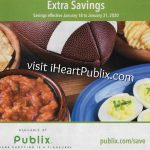 "Publix Grocery Advantage Buy Flyer – ""Extra Savings"" Valid 1/18 to 1/31 on I Heart Publix"
