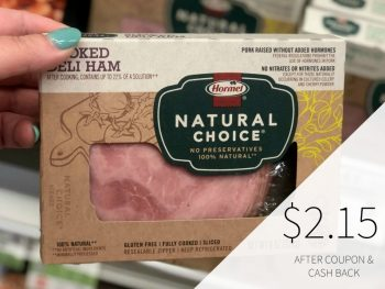 Hormel Natural Choice Lunch Meats Just $2.15 At Publix (Less Than Half Price!) on I Heart Publix 1