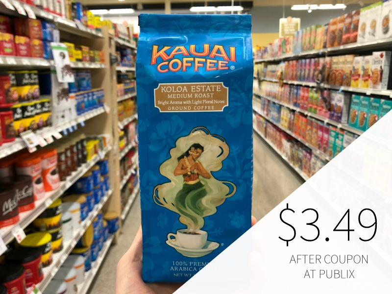 Kauai Coffee As Low As $3.49 At Publix on I Heart Publix
