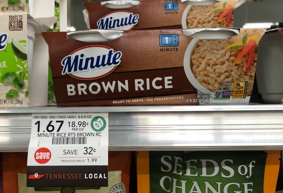 FREE Minute Ready to Serve Rice At Publix on I Heart Publix