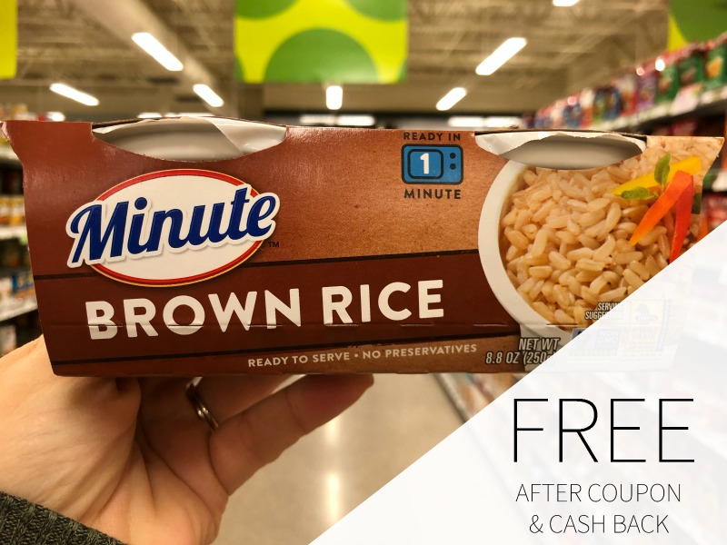FREE Minute Ready to Serve Rice At Publix on I Heart Publix 1