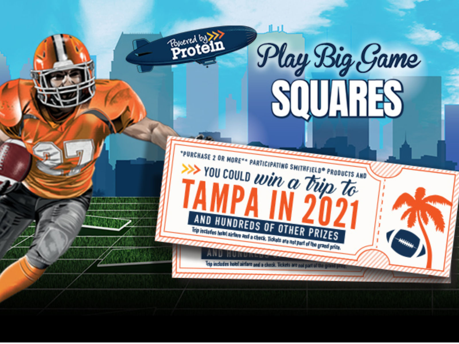 Grab Delicious Smithfield Food Products & Play The Publix Big Game Squares Instant Win Game And Sweepstakes on I Heart Publix