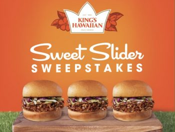 Enter The Sweet Slider Sweepstakes & Save On King's Hawaiian® Bread At Publix on I Heart Publix
