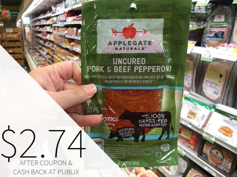 Great Deals On Applegate Products This Week At Publix on I Heart Publix 1