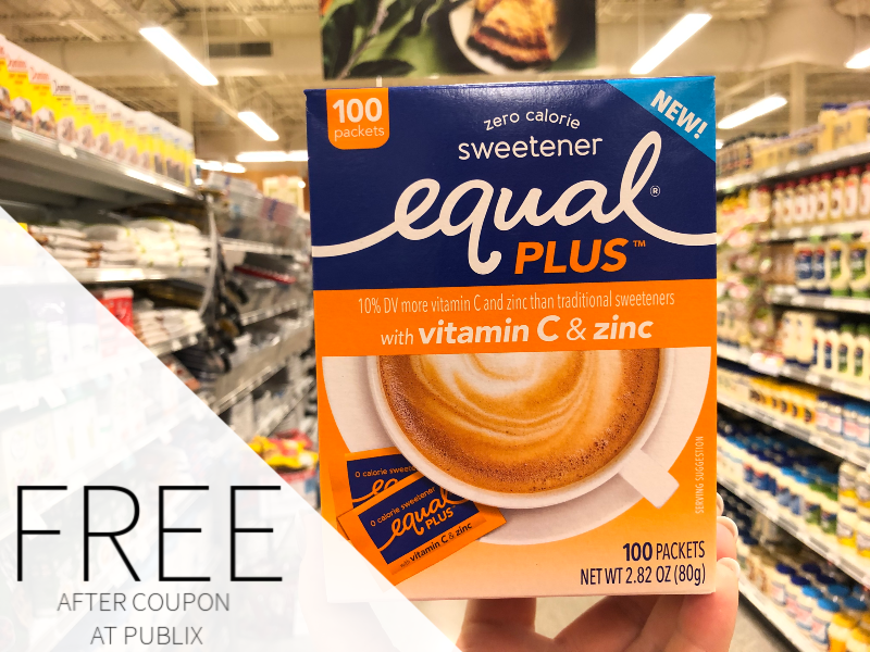 FREE Boxes Of Equal Plus At Publix on I Heart Publix 1