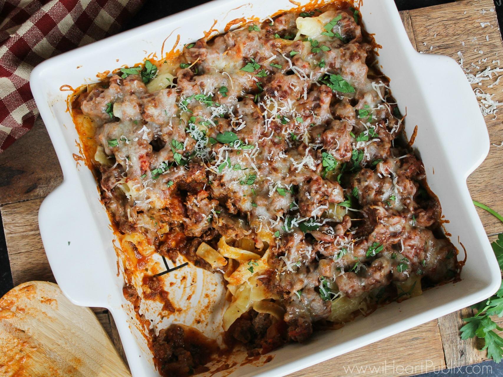 Knorr Last Minute Lasagna on I Heart Publix
