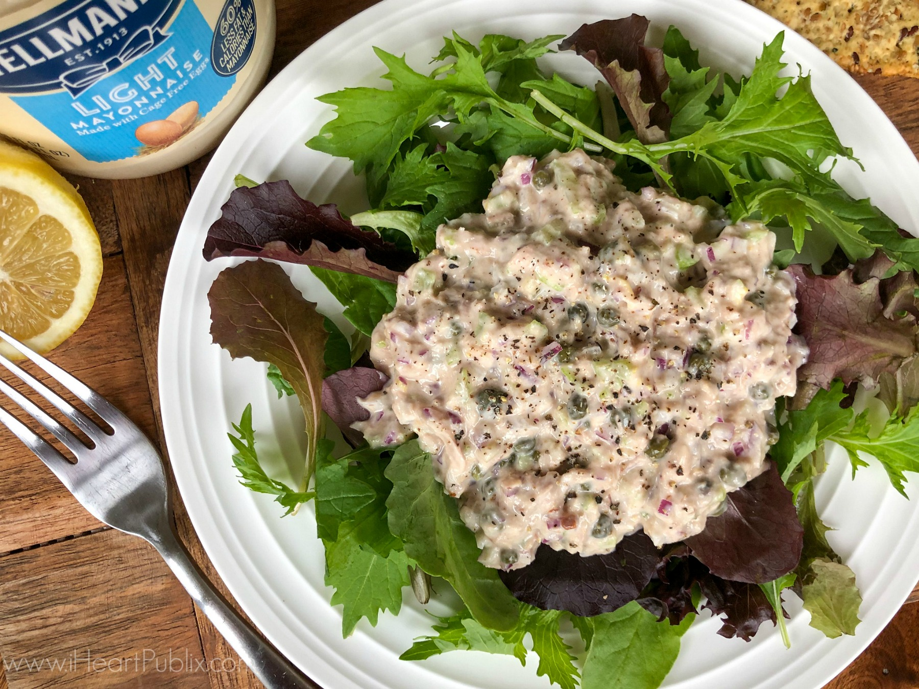 Big Savings On Hellmann's® Mayonnaise At Publix - Use It To Try Mamaw's Tuna Salad Recipe on I Heart Publix 1