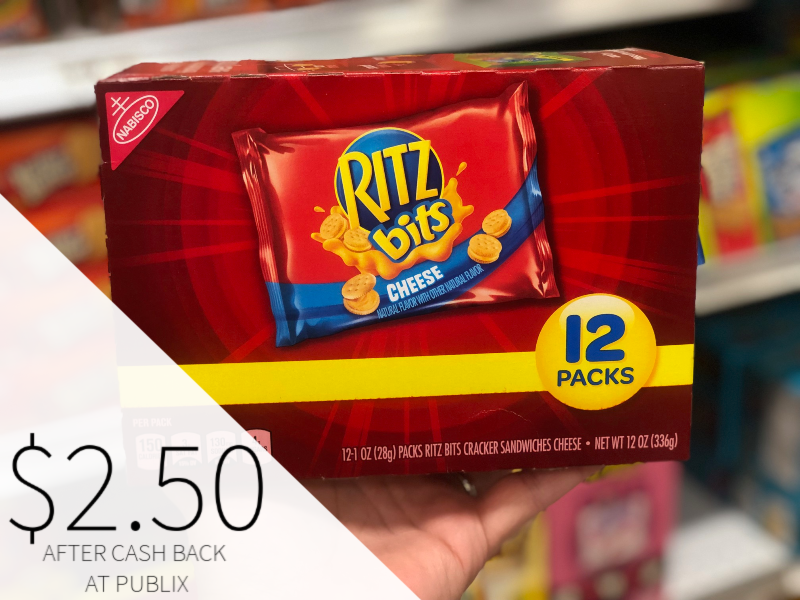 Nabisco Multipack Snacks As Low As $2.50 At Publix (Regular Price $6.49) on I Heart Publix