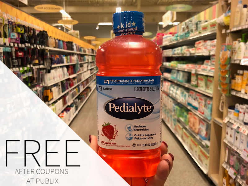Nice Deal On Pedialyte At Publix - Bottles As Low As $1.99 on I Heart Publix 1