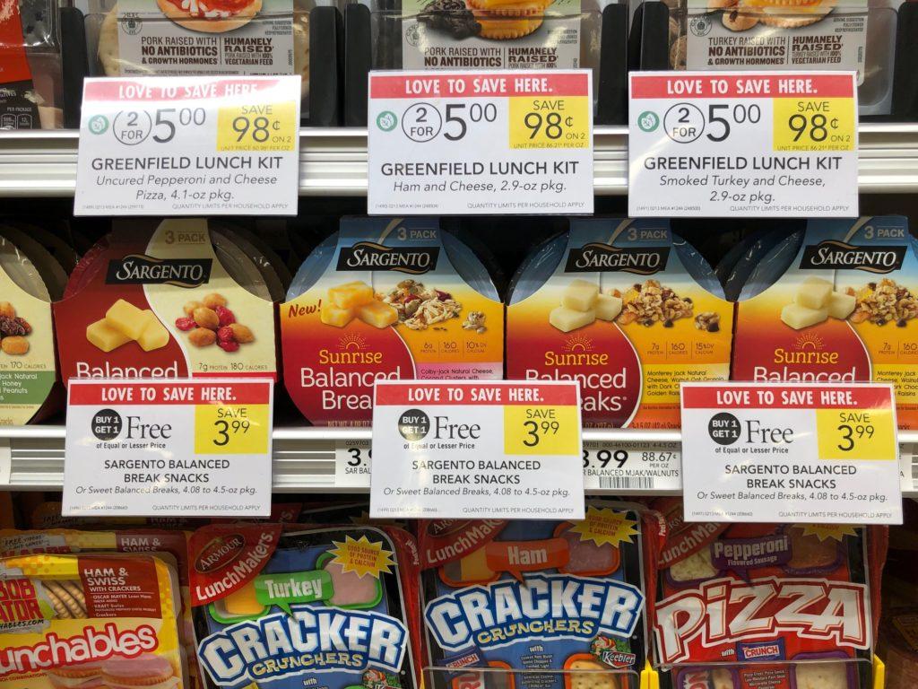 Sargento Balanced Breaks Snacks Just $1.50 At Publix on I Heart Publix 1