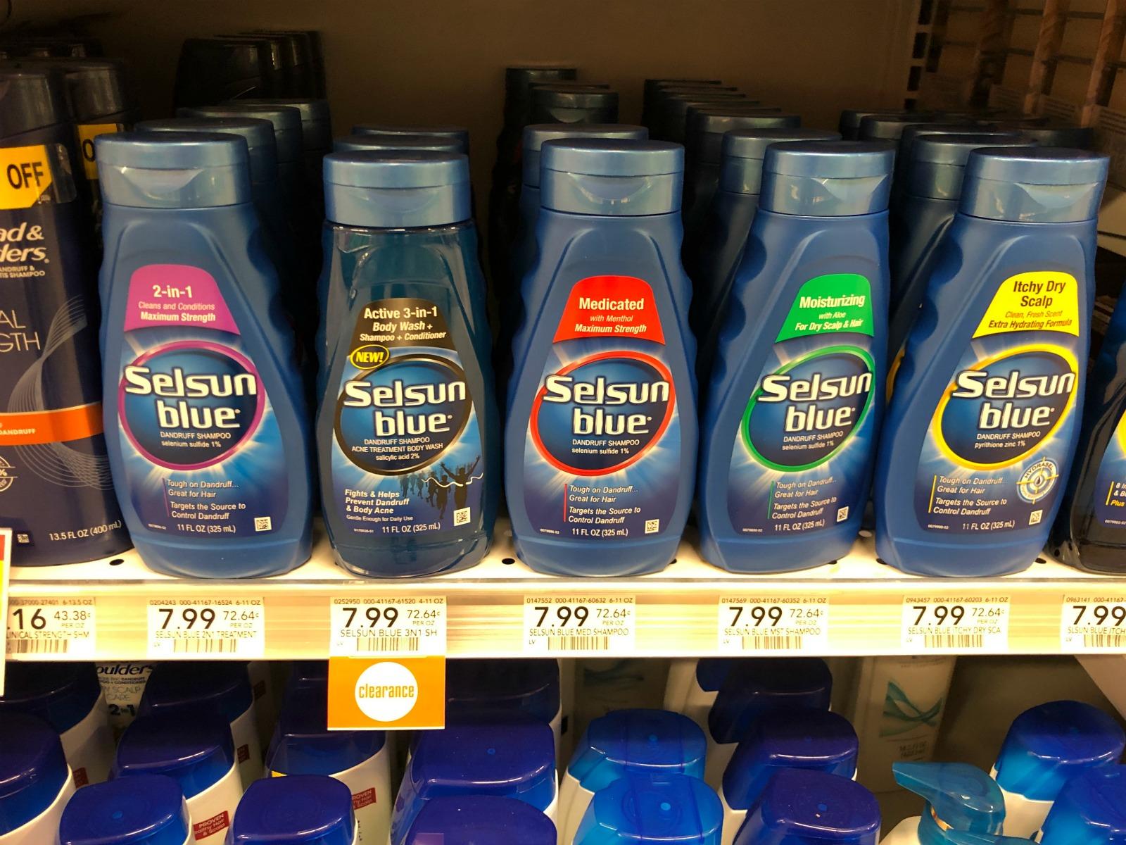 Selsun Blue Just $3.99 At Publix on I Heart Publix 1