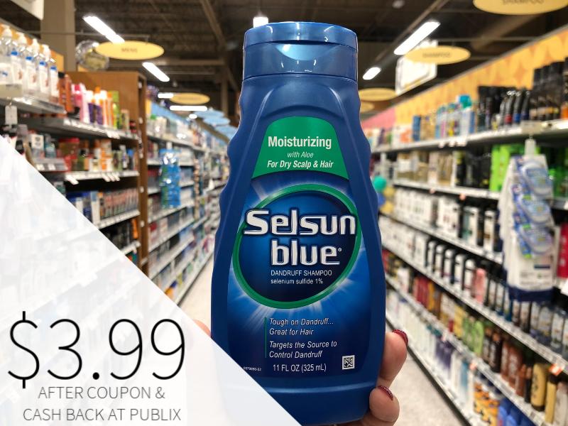 Selsun Blue Just $3.99 At Publix on I Heart Publix