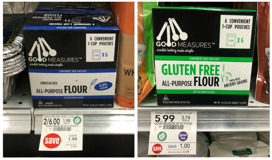 Good Measures All-Purpose Flour Just $2 At Publix (+ Save On Gluten Free Flour) on I Heart Publix
