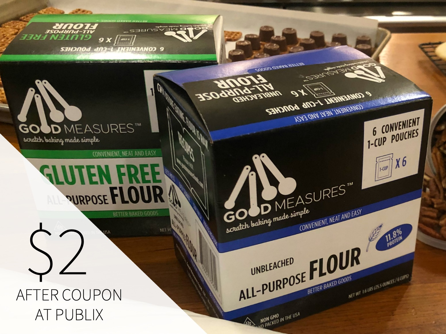 Good Measures All-Purpose Flour Just $2 At Publix (+ Save On Gluten Free Flour) on I Heart Publix 1