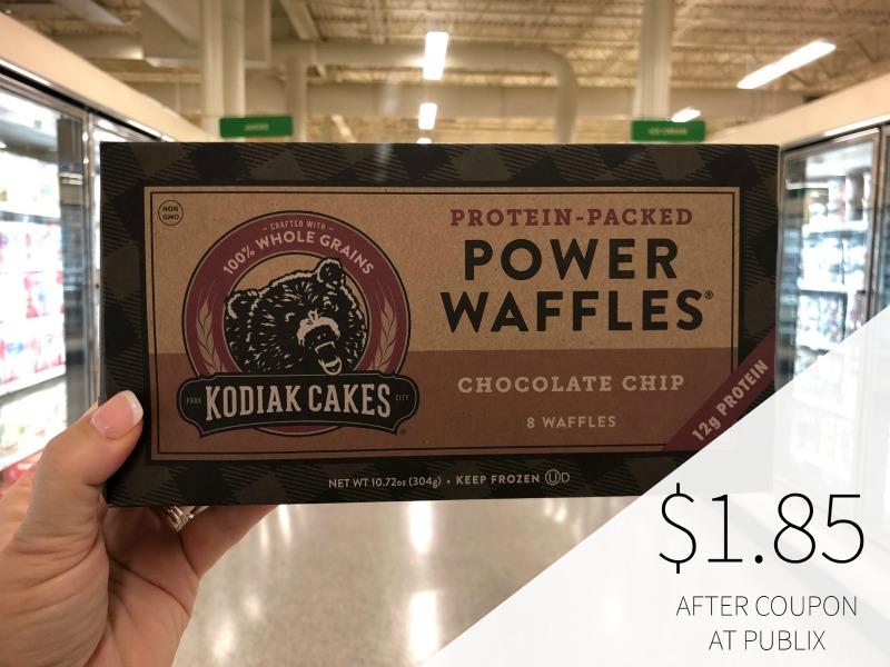 Kodiak Cakes Power Waffles Just $1.85 At Publix on I Heart Publix 1