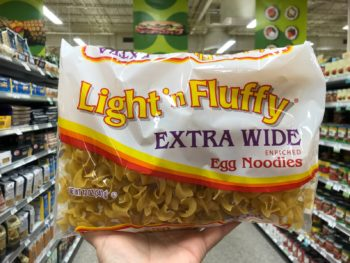 Recipe Ideas Using Light 'n Fluffy Egg Noodles on I Heart Publix