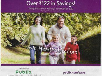 Publix Health & Beauty Advantage Buy Flyer Valid 2/8 to 2/21 on I Heart Publix
