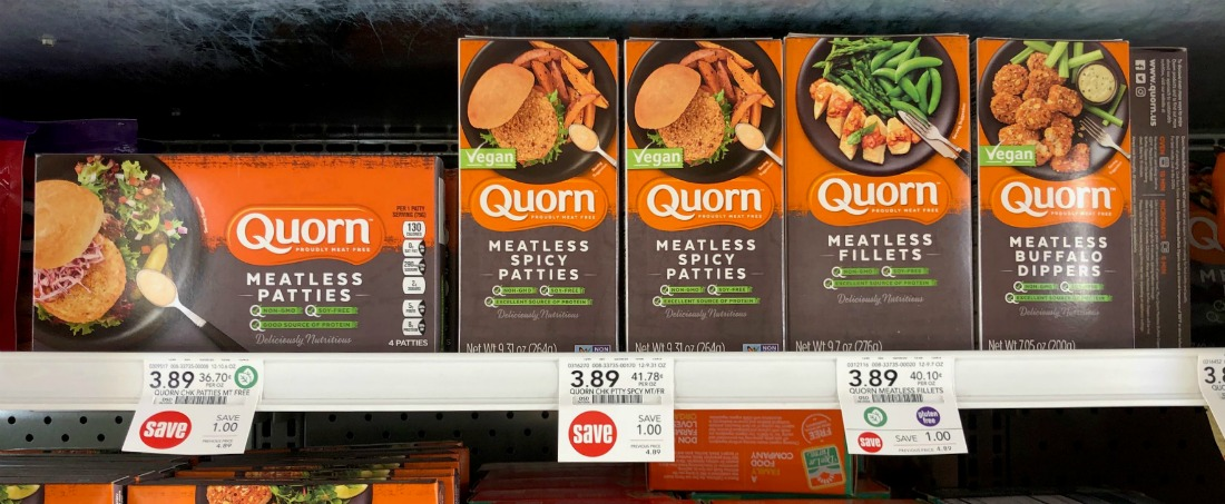 Quorn Meatless Products Only $1.89 At Publix on I Heart Publix