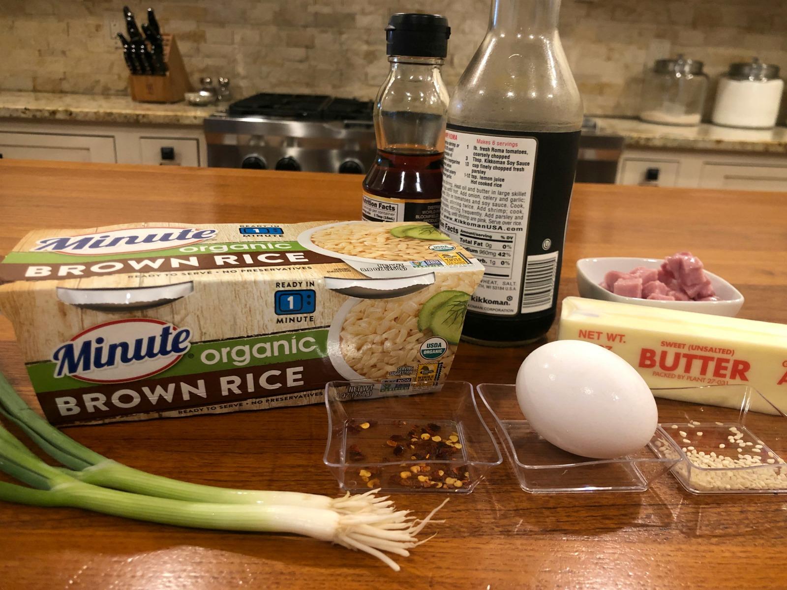 Breakfast Fried Rice on I Heart Publix 1