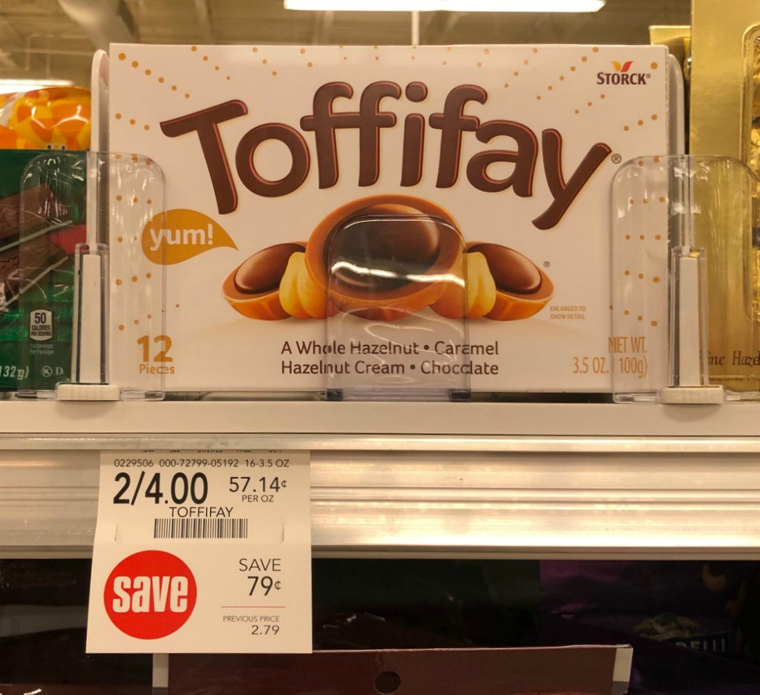 Toffifay Candy Just $1.50 At Publix on I Heart Publix