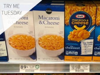Try Me Tuesday - Publix Macaroni & Cheese on I Heart Publix 1