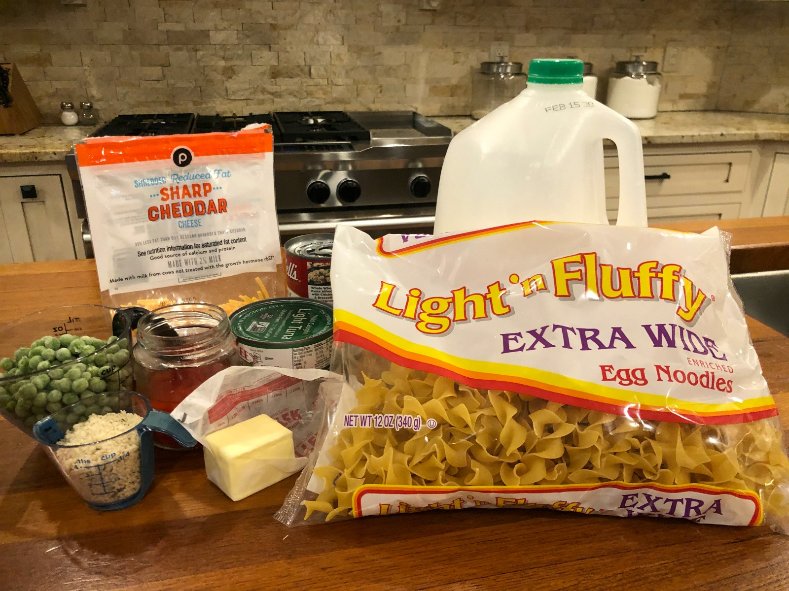 Pick Up Light 'n Fluffy Egg Noodles At Publix And Enjoy Your Favorite Egg Noodles! on I Heart Publix
