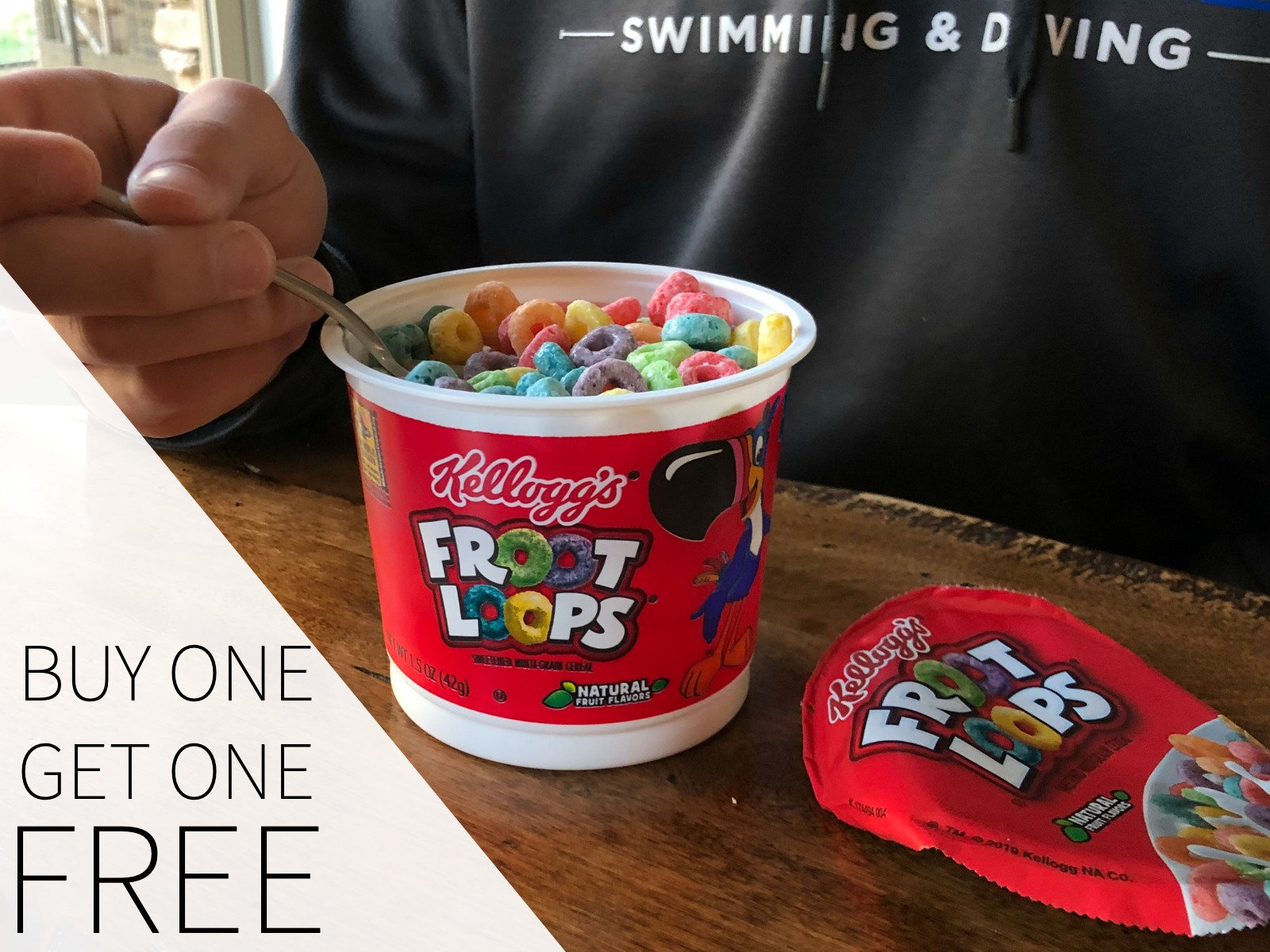Don't Forget The Kellogg's Variety Pack & Cups When You Grab Your BOGO Cereal! on I Heart Publix