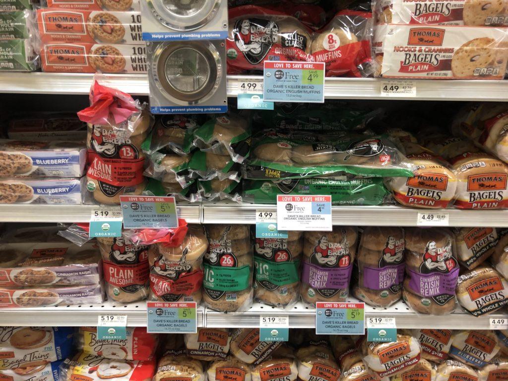 Dave's Killer Bread Organic Bagels Just $2 At Publix on I Heart Publix