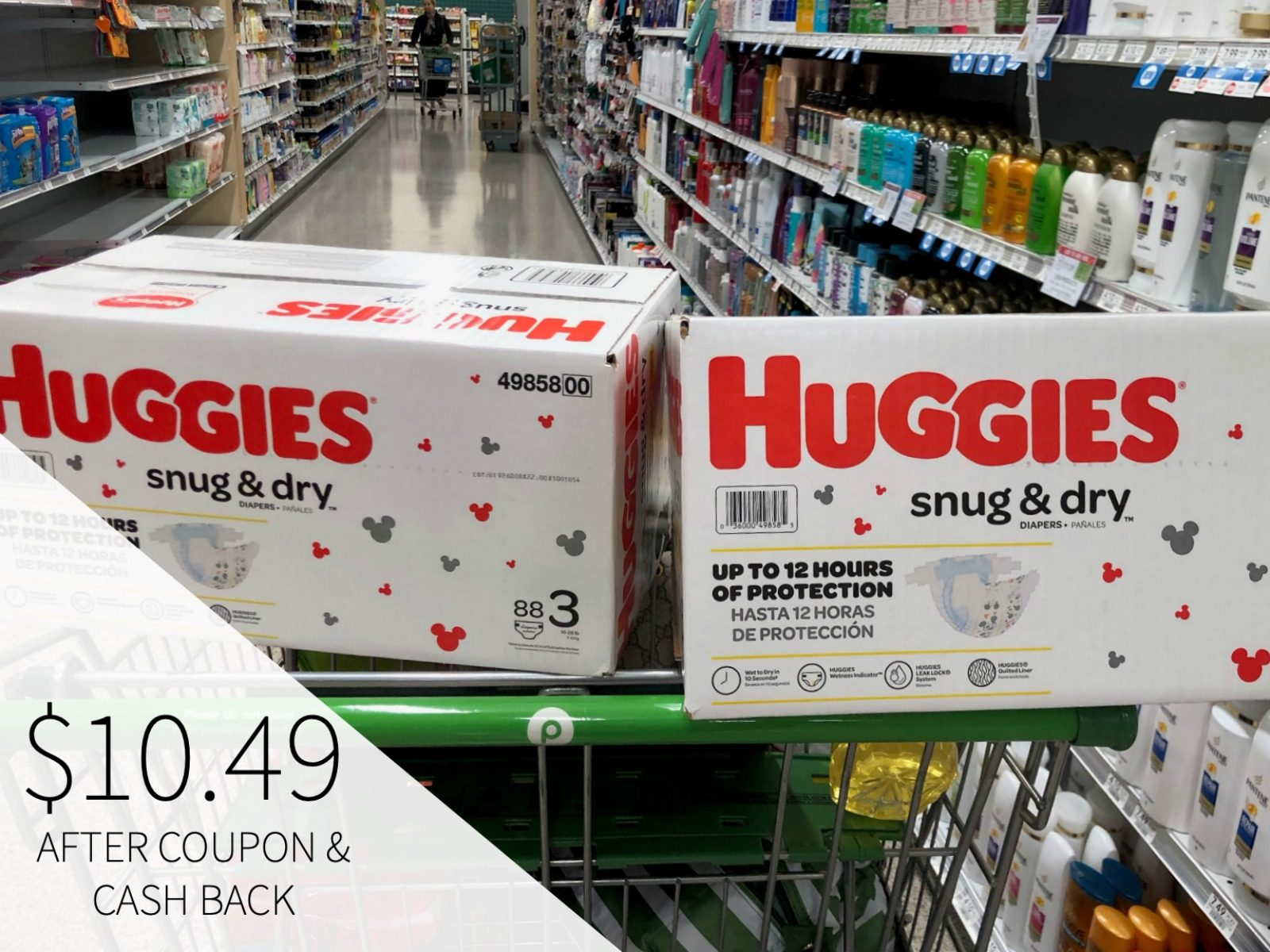Huggies Boxed Diapers Just $10.49 At Publix (Save $8!!) on I Heart Publix