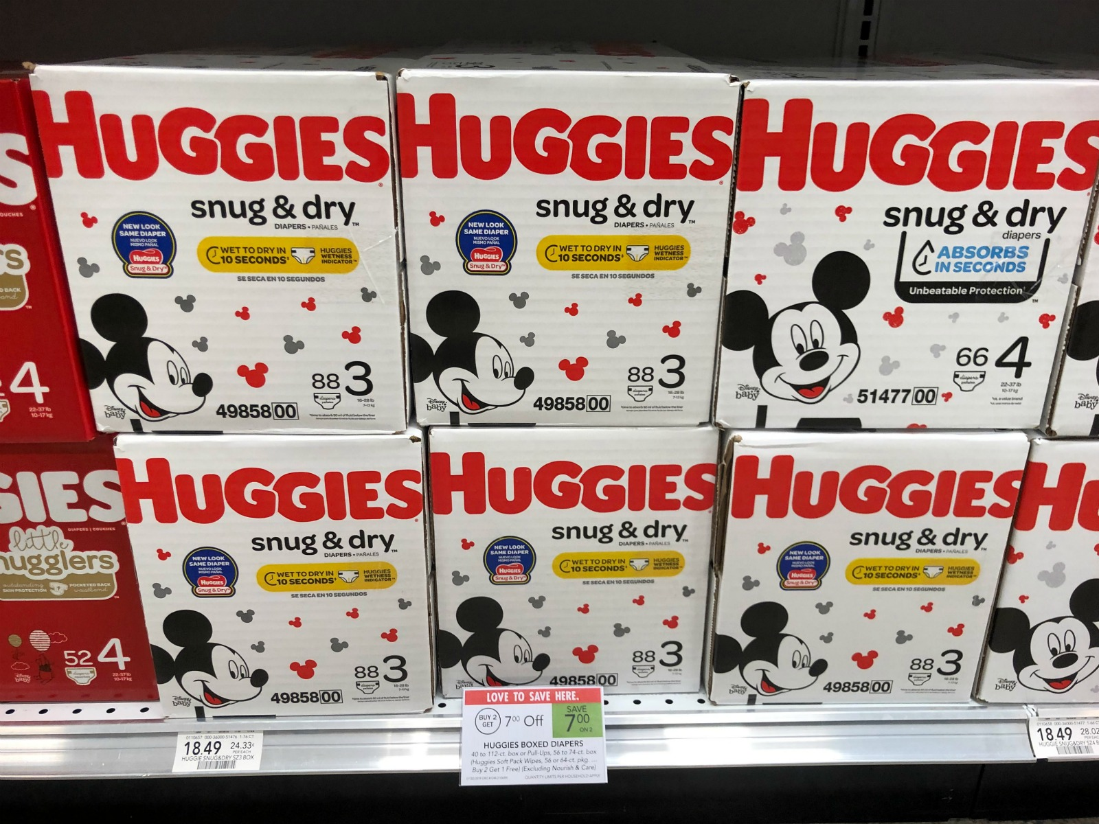Huggies Boxed Diapers Just $10.49 At Publix (Save $8!!) on I Heart Publix 1