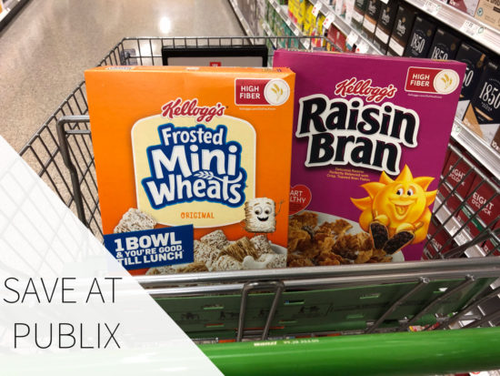 Save On Kellogg's® Cereals At Publix - Smart Choices At Great Prices! on I Heart Publix 2