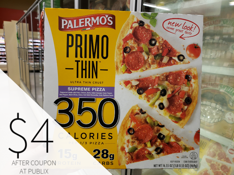 Palermo's Pizza Only $4 At Publix on I Heart Publix