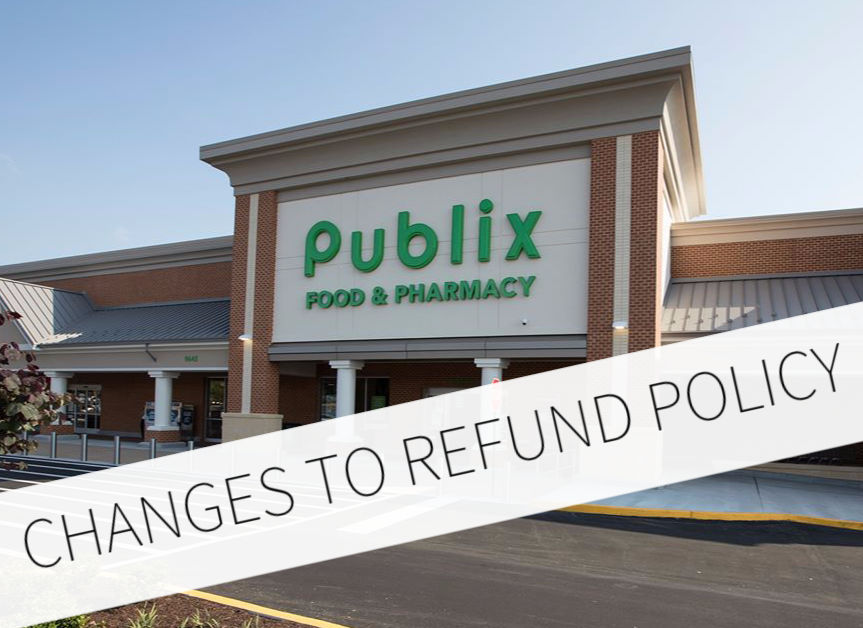 Updates On Refunds At Publix on I Heart Publix